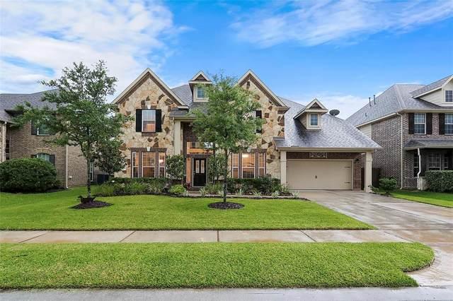 13307 Rising Bluff Lane, Cypress, TX 77429 (MLS #27066459) :: The Freund Group