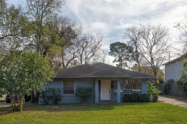 4639 Spruce Street, Bellaire, TX 77401 (MLS #27075146) :: The SOLD by George Team
