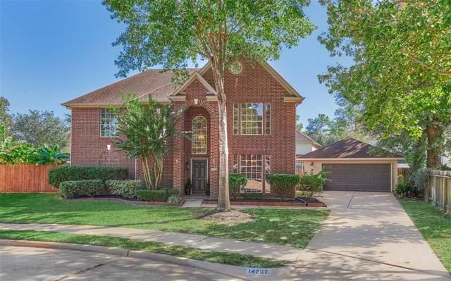 14207 Cypress Green Drive, Cypress, TX 77429 (MLS #27080207) :: The Freund Group
