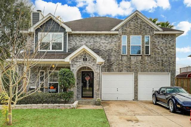 510 Wisdom Drive, Deer Park, TX 77536 (MLS #27084331) :: The Freund Group