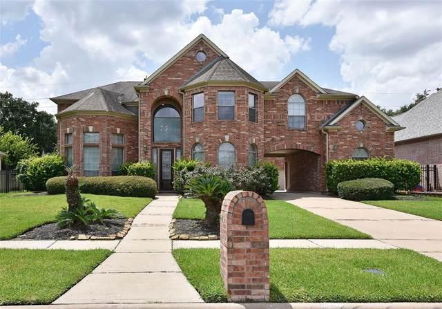 1810 Parklake Village, Katy, TX 77450 (MLS #27088733) :: The SOLD by George Team