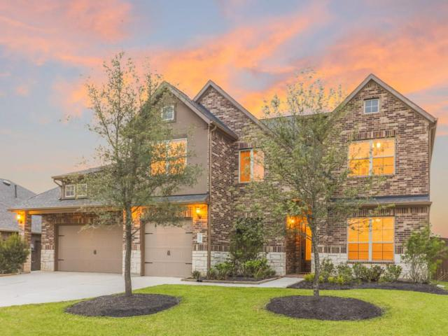 7622 Carriage Crest Drive, Spring, TX 77379 (MLS #27093599) :: See Tim Sell