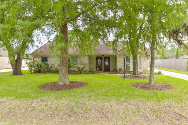 2511 Taylor Lane, Pearland, TX 77581 (MLS #27096594) :: Magnolia Realty