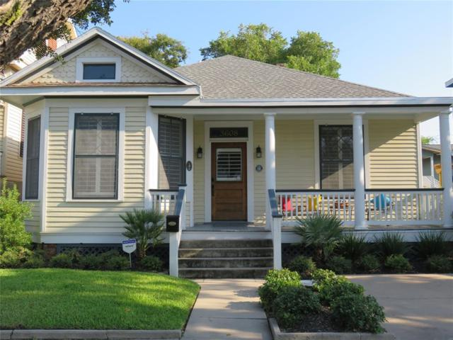 3608 Avenue O, Galveston, TX 77550 (MLS #27098085) :: The SOLD by George Team