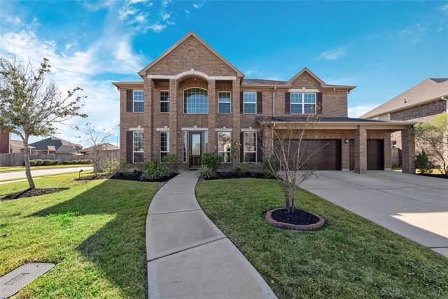 2018 Snow Pine Lane, Pearland, TX 77089 (MLS #27116836) :: Texas Home Shop Realty