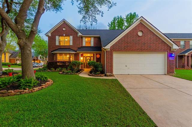 2003 Cannonbury Lane, Richmond, TX 77406 (MLS #27120080) :: The Sansone Group