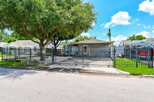 7510 Magnolia Street, Houston, TX 77023 (MLS #27124606) :: Michele Harmon Team