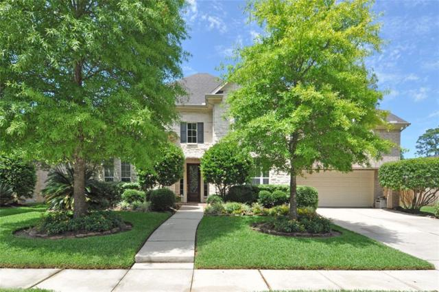 12411 Chestnut Hollow Court, Humble, TX 77346 (MLS #27126278) :: The SOLD by George Team