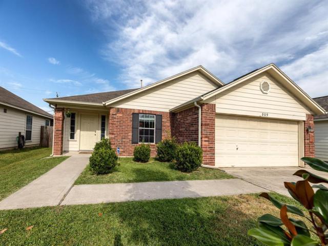 809 S 1st Street, La Porte, TX 77571 (MLS #27133379) :: Magnolia Realty