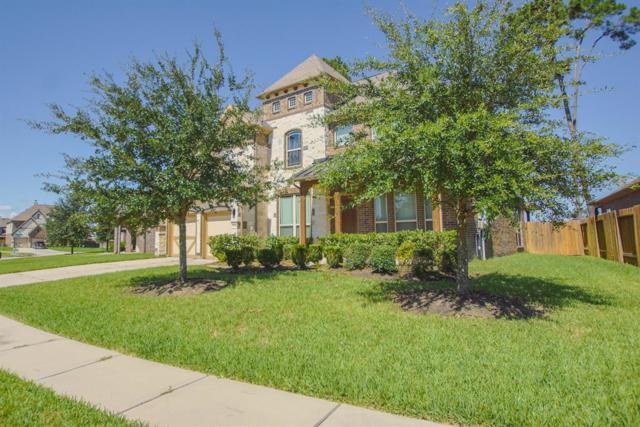 21319 S Kings Mill Lane, Kingwood, TX 77339 (MLS #27135284) :: Texas Home Shop Realty