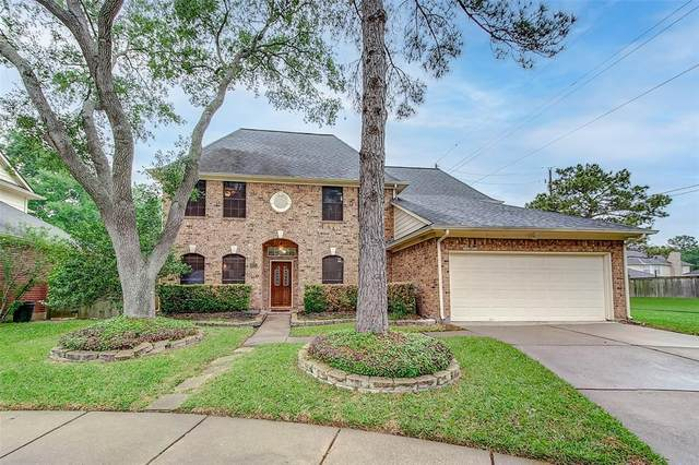 23227 Winding Knoll Drive, Katy, TX 77494 (MLS #27158380) :: The Heyl Group at Keller Williams
