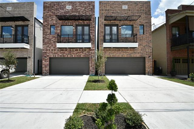 4405 E Schuler St Street E, Houston, TX 77007 (MLS #27168332) :: The Johnson Team