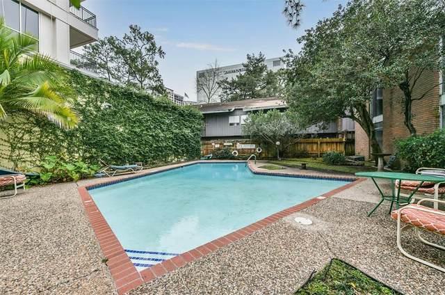 513 S Post Oak Unit 106 Lane #5108, Houston, TX 77056 (MLS #27170284) :: The SOLD by George Team