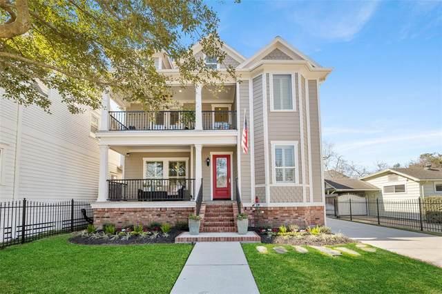 2207 Oxford Street, Houston, TX 77008 (MLS #27180731) :: Caskey Realty