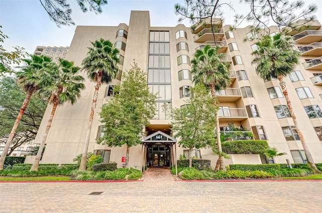 661 Bering Drive #701, Houston, TX 77057 (MLS #27204379) :: Giorgi Real Estate Group
