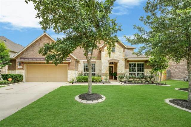 12507 Fall Branch Lane, Pearland, TX 77584 (MLS #27208241) :: The SOLD by George Team