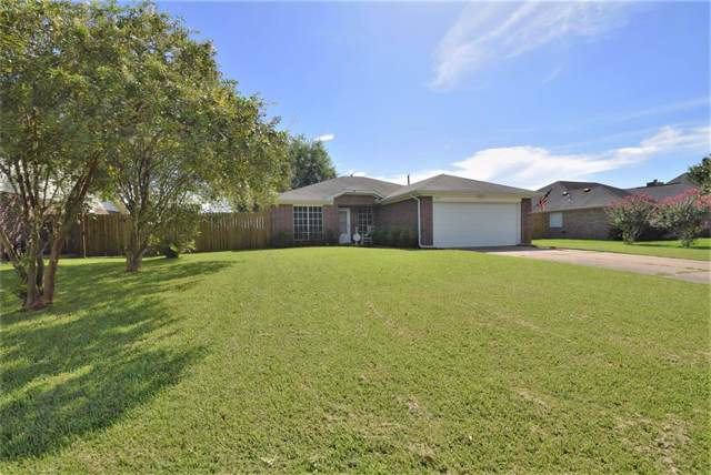3445 Van Ness Drive, Alvin, TX 77511 (MLS #27209815) :: The Bly Team