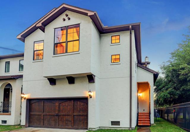 1801 W 24th Street C, Houston, TX 77008 (MLS #2721121) :: The Home Branch