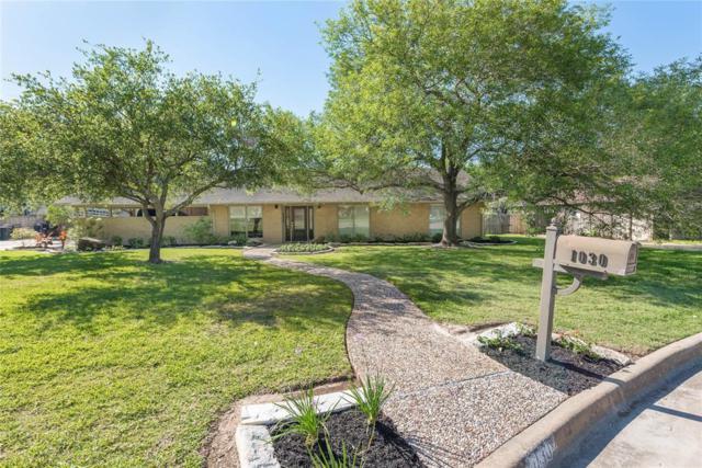 1030 Rose Circle, College Station, TX 77840 (MLS #27213270) :: The Heyl Group at Keller Williams