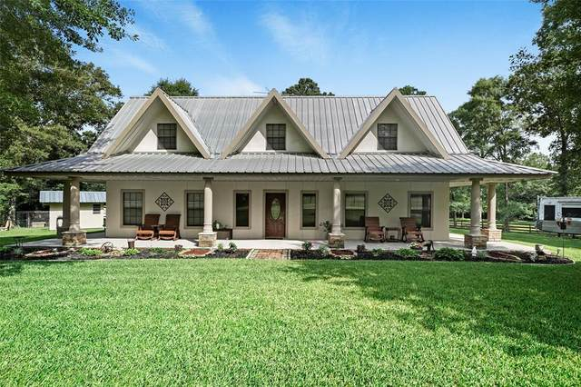 360 England Lane, Coldspring, TX 77331 (MLS #27214769) :: Connect Realty