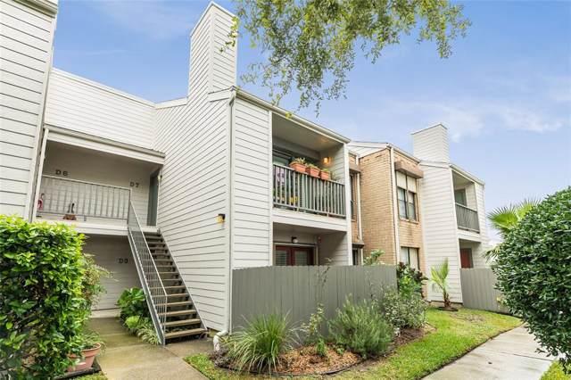 3220 69th Street D7, Galveston, TX 77551 (MLS #27216242) :: Johnson Elite Group