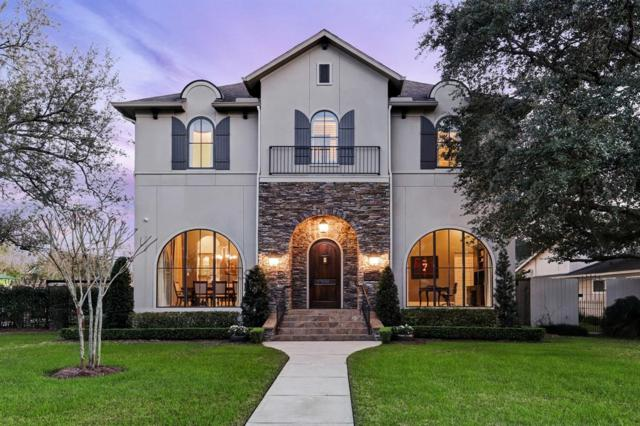 4601 Pine Street, Bellaire, TX 77401 (MLS #27222796) :: Texas Home Shop Realty