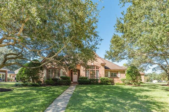 78 Rosewood Street, Lake Jackson, TX 77566 (MLS #27222911) :: The Queen Team