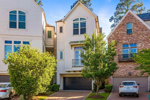 22 Wooded Park Place, The Woodlands, TX 77380 (MLS #27236728) :: The Bly Team
