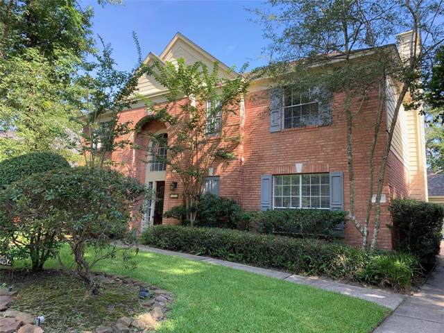 102 E Sterling Pond Circle, The Woodlands, TX 77382 (MLS #27244724) :: The Heyl Group at Keller Williams