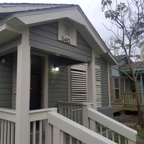 5415 Avenue M, Galveston, TX 77551 (MLS #2725610) :: Homemax Properties