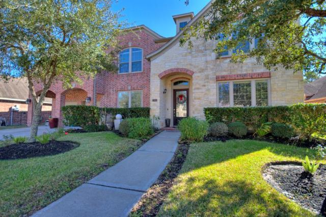 13806 Lakewater Drive, Pearland, TX 77584 (MLS #27260651) :: The Sansone Group