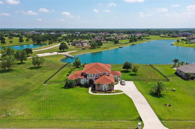 7034 Oak View Drive, Dickinson, TX 77539 (MLS #27265338) :: The Sold By Valdez Team