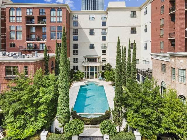 3030 Post Oak Boulevard #606, Houston, TX 77056 (MLS #27277123) :: Ellison Real Estate Team