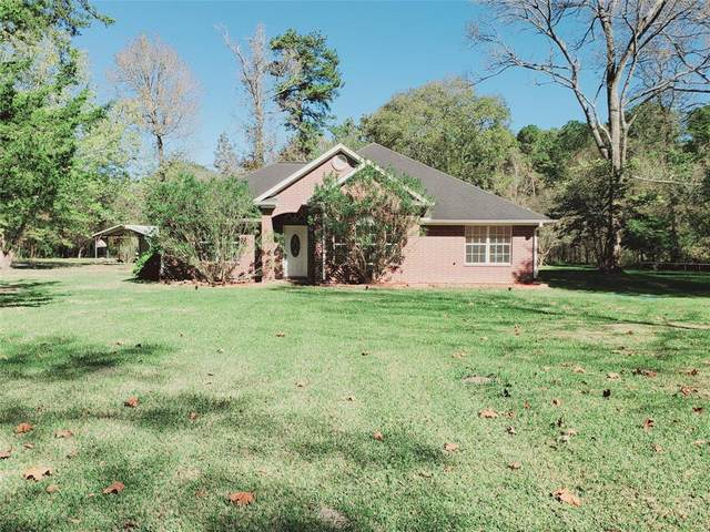 337 County Road 6763, Dayton, TX 77535 (MLS #27281575) :: NewHomePrograms.com