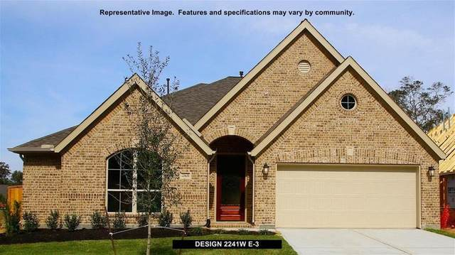2400 Yaupon Park Lane, Manvel, TX 77578 (MLS #27282616) :: NewHomePrograms.com LLC
