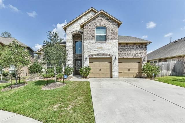 18207 Cushman Drive, New Caney, TX 77357 (MLS #27286179) :: Caskey Realty