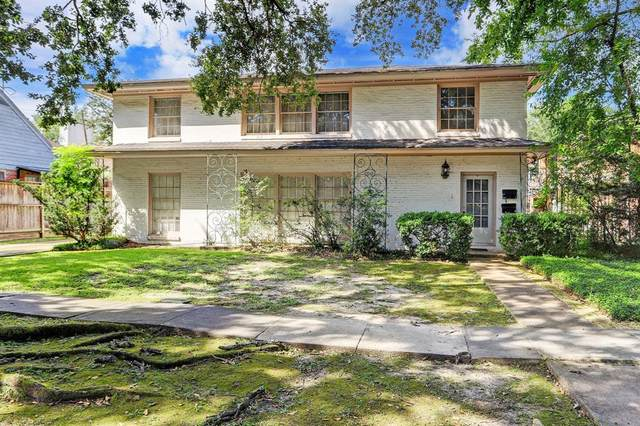 1706 Banks Street, Houston, TX 77098 (MLS #27290155) :: Connect Realty
