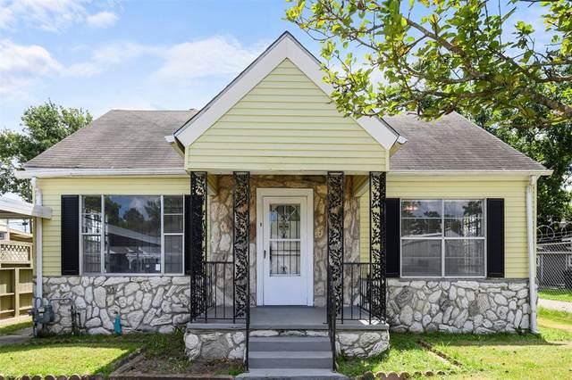3908 Billingsley Street, Houston, TX 77009 (MLS #27305094) :: Caskey Realty