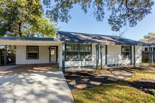 6610 Westview Drive, Houston, TX 77055 (MLS #27309092) :: Guevara Backman
