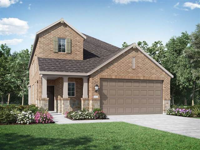 8030 Whisper Grove Dr, Magnolia, TX 77354 (MLS #27309777) :: Connect Realty