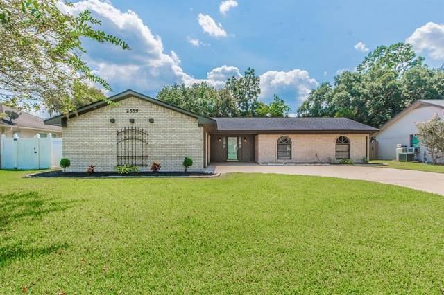 2559 Pinehurst Drive, West Columbia, TX 77486 (MLS #2732022) :: Caskey Realty