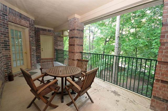 2803 Kings Crossing Drive #318, Kingwood, TX 77345 (MLS #27321814) :: Texas Home Shop Realty