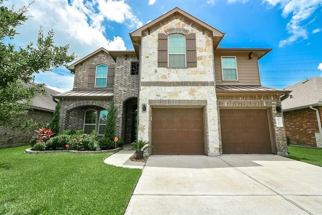 8711 Austin Thomas Drive, Cypress, TX 77433 (MLS #27327036) :: Green Residential