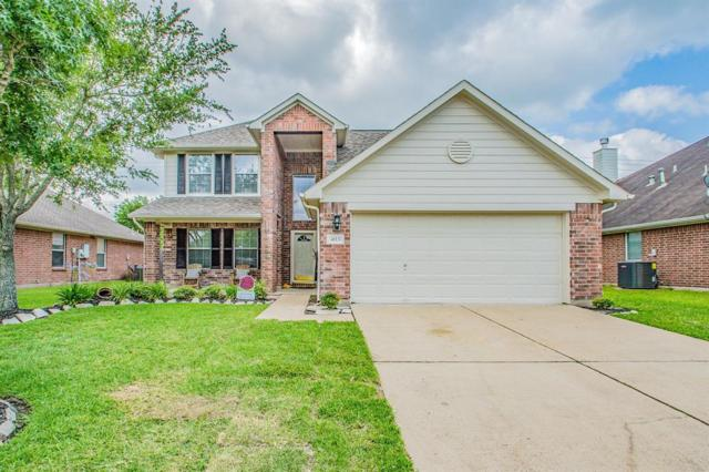 4113 Seminole Drive, Pearland, TX 77584 (MLS #27328451) :: Phyllis Foster Real Estate