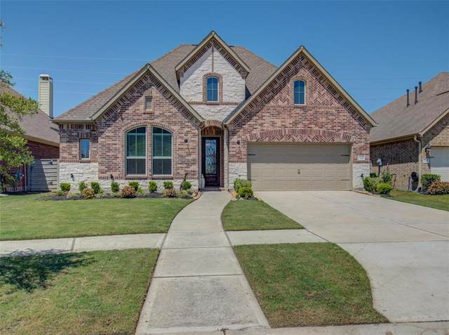 2631 Deerwood Heights Lane, Manvel, TX 77578 (MLS #27329516) :: Connell Team with Better Homes and Gardens, Gary Greene