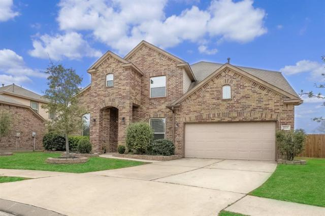 8819 Clemens Drive, Cypress, TX 77433 (MLS #27330455) :: The SOLD by George Team