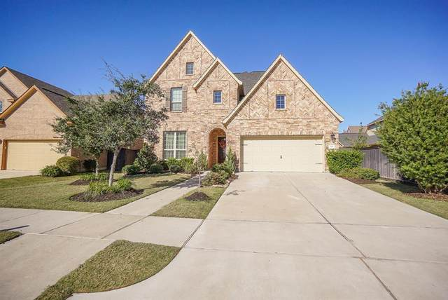 910 Windy Garden Way, Richmond, TX 77406 (MLS #27339520) :: Lerner Realty Solutions