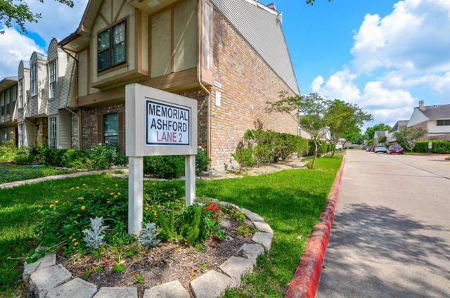 14706 Perthshire Road G, Houston, TX 77079 (MLS #27340651) :: The Heyl Group at Keller Williams