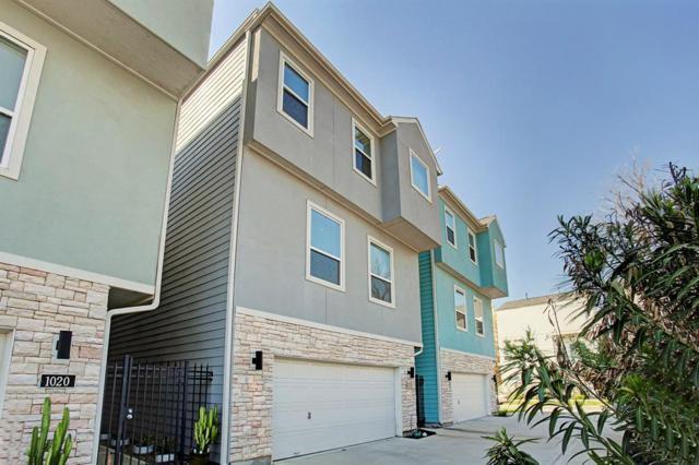 1022 W 26th Street, Houston, TX 77008 (MLS #27356998) :: Krueger Real Estate
