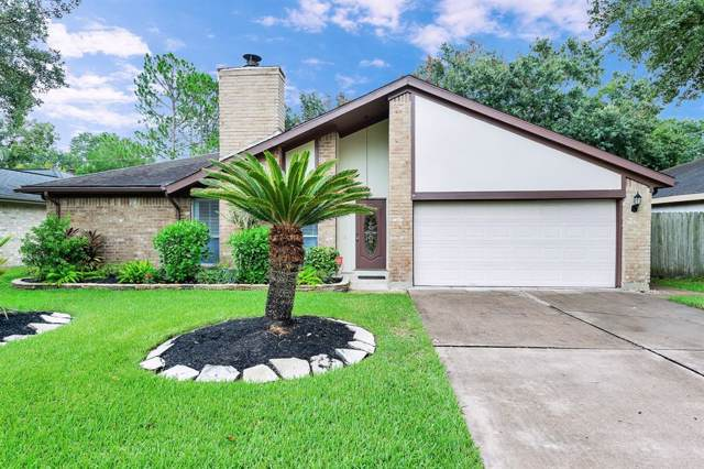 1307 Park Knoll Lane, Katy, TX 77450 (MLS #27357474) :: The Bly Team